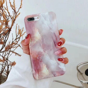Accessories - [NEW] 7/8/7+/8+ iPhone Dream Pink Marble case